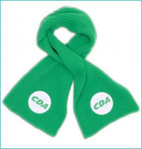 CDA-sjaal