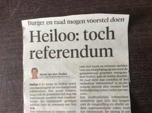 Referendum NHD 10 mei 2016