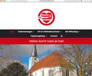 website ondernemersinheiloo.online